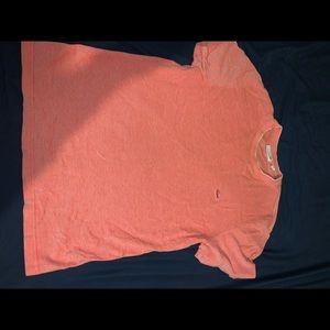 Lactose salmon color Shirt
